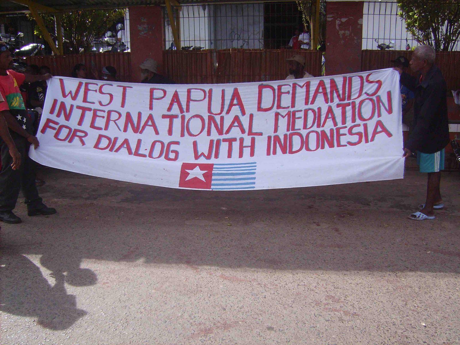 2009 Dec 1 Protest